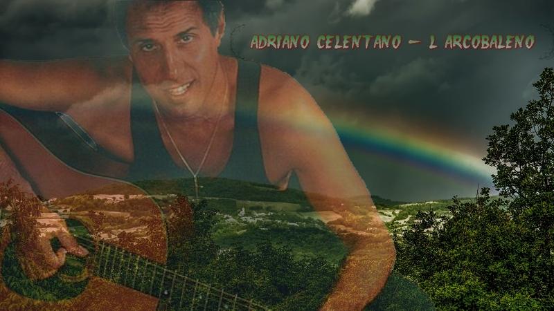 Adriano Celentano — Larcobaleno Радуга Любви