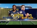 NCAAF 2018 / Week 07 / Pittsburgh Panthers - (5) Notre Dame Fighting Irish / 2Н / EN