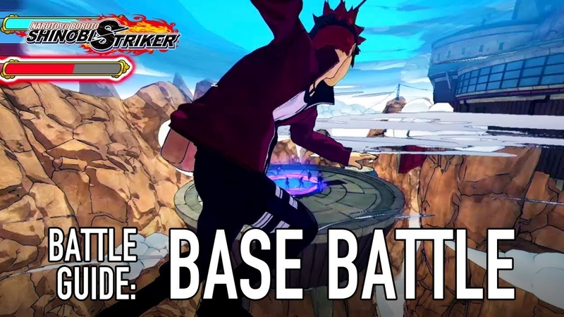 Naruto to Boruto: Shinobi Striker - PS4/XB1/PC - Master the Base Battle