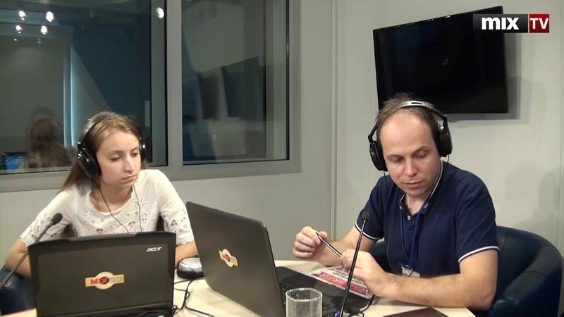 Председатель Партии народной свободы Михаил Касьянов в программе Встретились, поговорили MIXTV