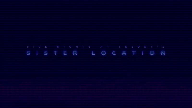 FNAF Sister Location OST Extended: Forbidden Nocturne