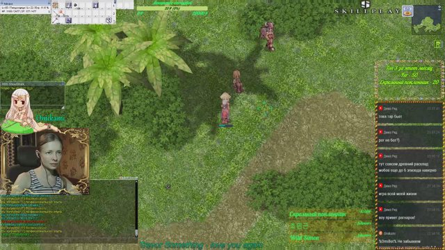 Терпилы этого мира ЗБТ ✿◠‿◠ Ragnarok Online off от 4game
