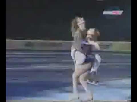 Ice skating lift