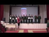 Награждение Кадет ТКК принявших участие в соревнованиях в лагере Гвардеец