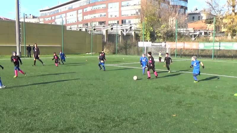 Joga Bonito2 vs BARCA Academy GRANA(U8).mp4