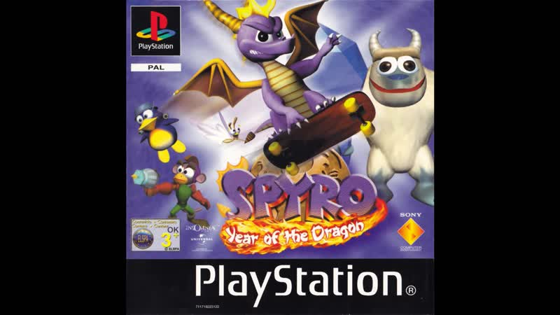{Level 16} Spyro 3 Year Of The Dragon - Spooky Swamp Music