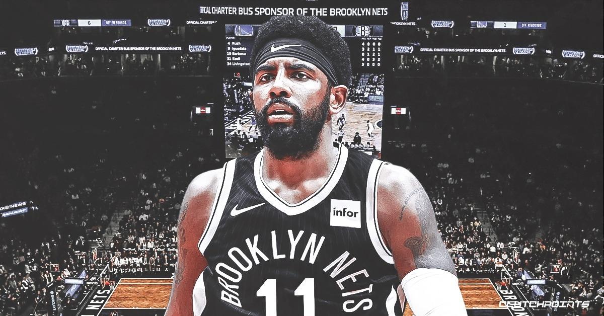 Кайри Ирвинг в воскресенье договорится о переходе в «Бруклин»