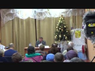Скандал на публичных слушаниях в с.п. Верейское по поводу преобразования района в городской округ