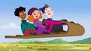 Закон Мёрфи сезон 1 серия 16 мультфильм Disney от создателей Финес и Ферб