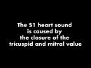 S1 - Heart Sounds