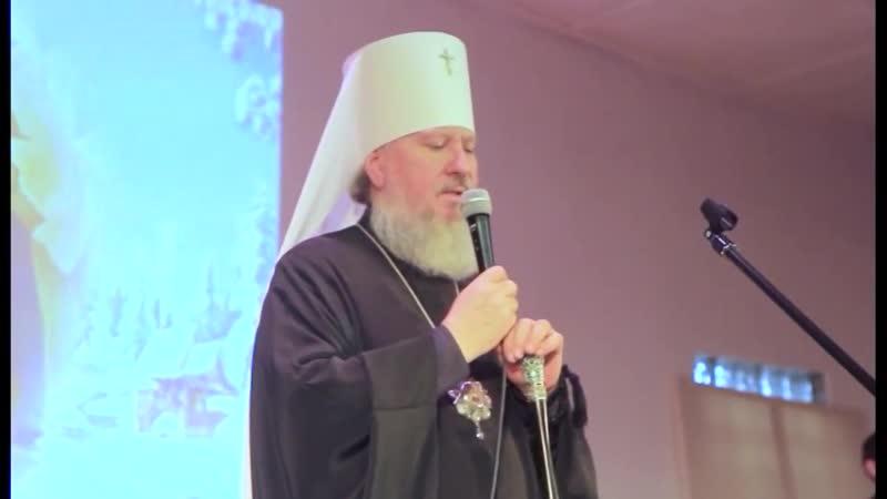2018 год В Брянске состоялся X епархиальный Рождественский фестиваль Воскресных школ