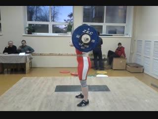 Случчане выступают на Кубке и Первенстве Минской области по тяжёлой атлетике, Борисов