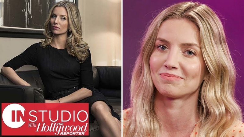 'The Loudest Voice' Star Annabelle Wallis on Why She's a Product of Roger Ailes' World In Studio