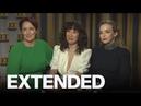 Sandra Oh, Jodie Comer, Fiona Shaw Talk 'Killing Eve' Season 2 | EXTENDED