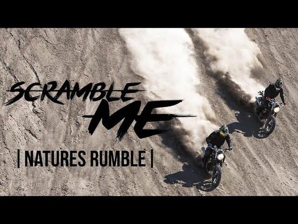 Scramble ME 2 A Triumph Scrambler Adventure