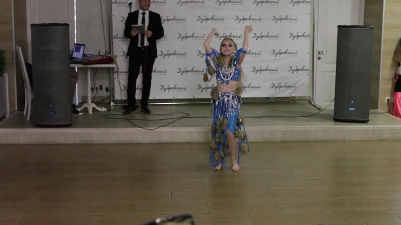 Юлиана Шайбакова Восточные танцы в Уфе Танцы живота Habibi Style Show Уфа