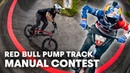Back Wheel Wonders Red Bull Pump Track World Championship