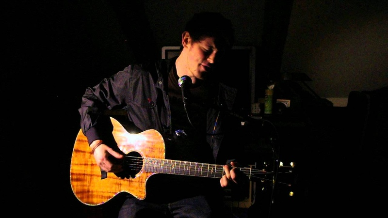 John Mayer - Gravity (covered by Gary McDowell)