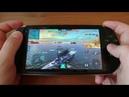 World of Warships Blitz на Игровом смартфоне Snail MOQI i7