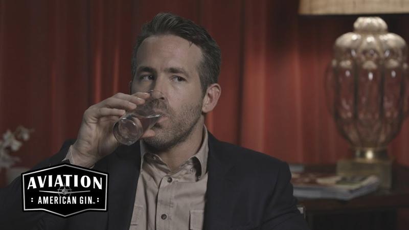 Ryan Reynolds' Twin Returns Aviation Gin