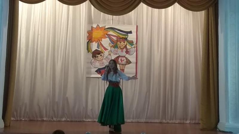 Палієнко Софія - Україна-вишиванка