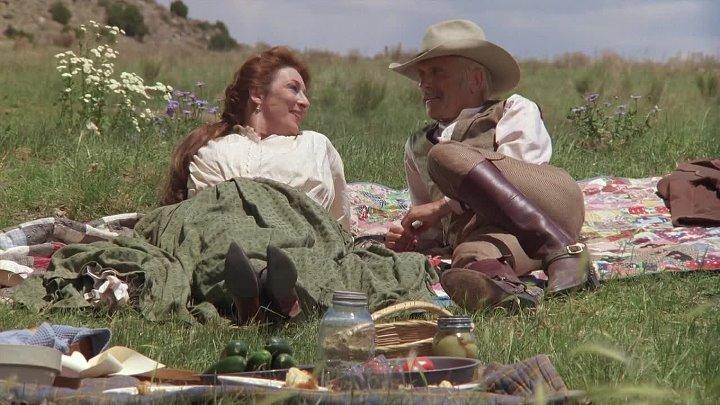 Одинокий голубь [3 серия] (1989) - драма, приключения, Вестерн