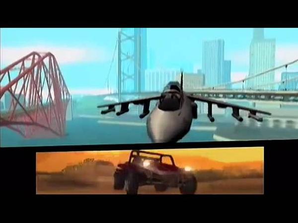 GTA San Andreas Xbox Classic, Original Commercial