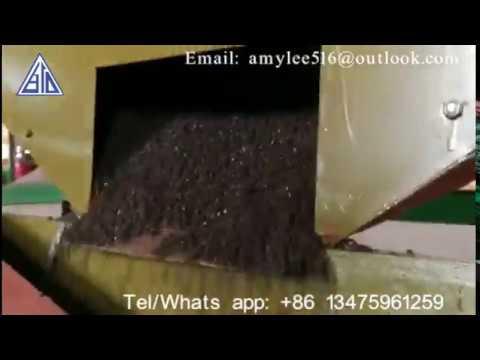 Organic fertilizer pellet making machine