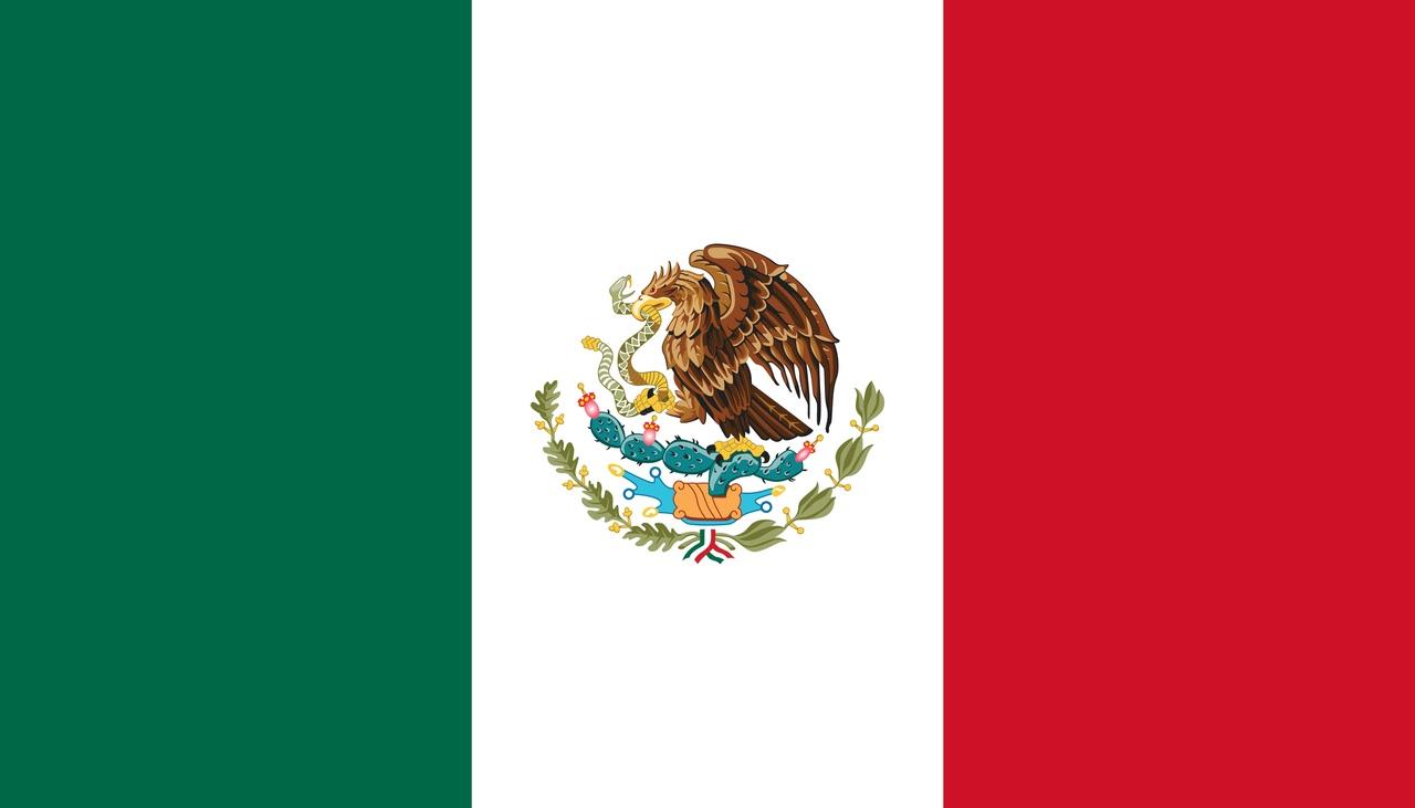 Флаг Мексика