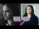 Veronica Lodge|| Way Down We Go (2x16)