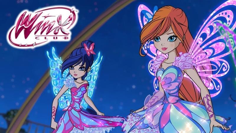 Winx Club - Temporada 8 - Transformación Butterflix - Completo