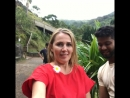 Зиплайн на о Маврикий
