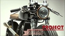 Cafe Racer (Honda XR 250 Tornado By Vida Bandida Motocicletas)
