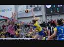 Волейбол. ЛКС Лодзь - Палмберг Лига чемпионов 20182019. Женщины. Групповой этап 20 ноября 22.30