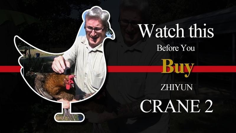 Watch this Before You Buy Zhiyun Crane 2