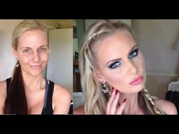 PornStars Without Makeup Part 2