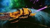 Eldar (Aeldari) vs Tyranids! - Open Beta, Battlefleet Gothic Armada 2