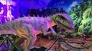 Особые детишки Большого Камня посетили выставку Реальные динозавры. Филиал Дальневосточной организации инвалидов Ковчег в городе Большой Каме...