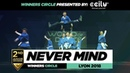 Never Mind I 2nd Place Junior Division I Winners Circle I World of Dance Lyon 2018 I WODFR18  