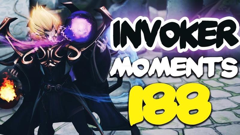 Dota 2 Invoker Moments Ep. 188
