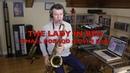 The Lady in Red. Chris Burgh. Ismael Dorado (Cover sax)