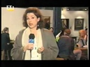 Eurovision 1995 Backstage (Greek TV) Dafni Bokota ERT