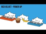 Bongo Cat - Red Velvet
