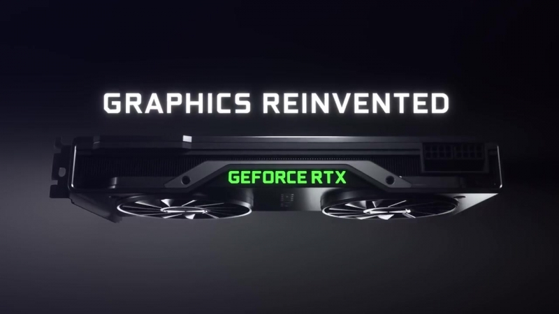 Новые видеокарты GeForce RTX
