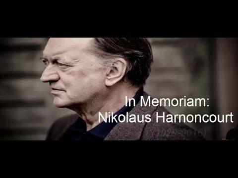 Lacrimosa (Mozart's Requiem - In Memoriam: Nikolaus Harnoncourt) Score Animation