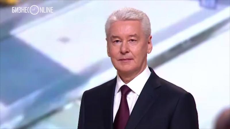 Собянин принес присягу и официально вступил в должность мэра Москвы – на инаугурации выступил Путин