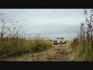 Штурм бездорожья на Toyota Hilux
