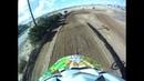GO PRO HD: 2013 KX450F Lucas Oil MX Park Jeremy Mccool 99 Motocross Practice