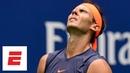 2018 US Open highlights: Rafael Nadal retires in third set vs Juan Martin del Potro | ESPN