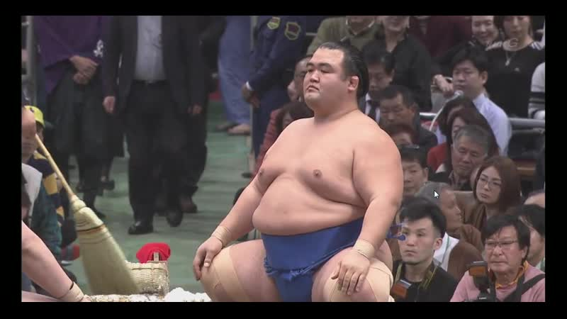 2019大相撲春場所13日目 [Sumo -Haru Basho 2019 Day 13, March 22th]